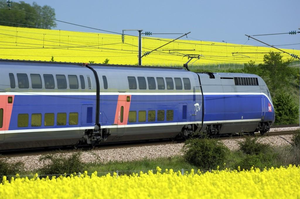 TGV voyages sncf Paris France