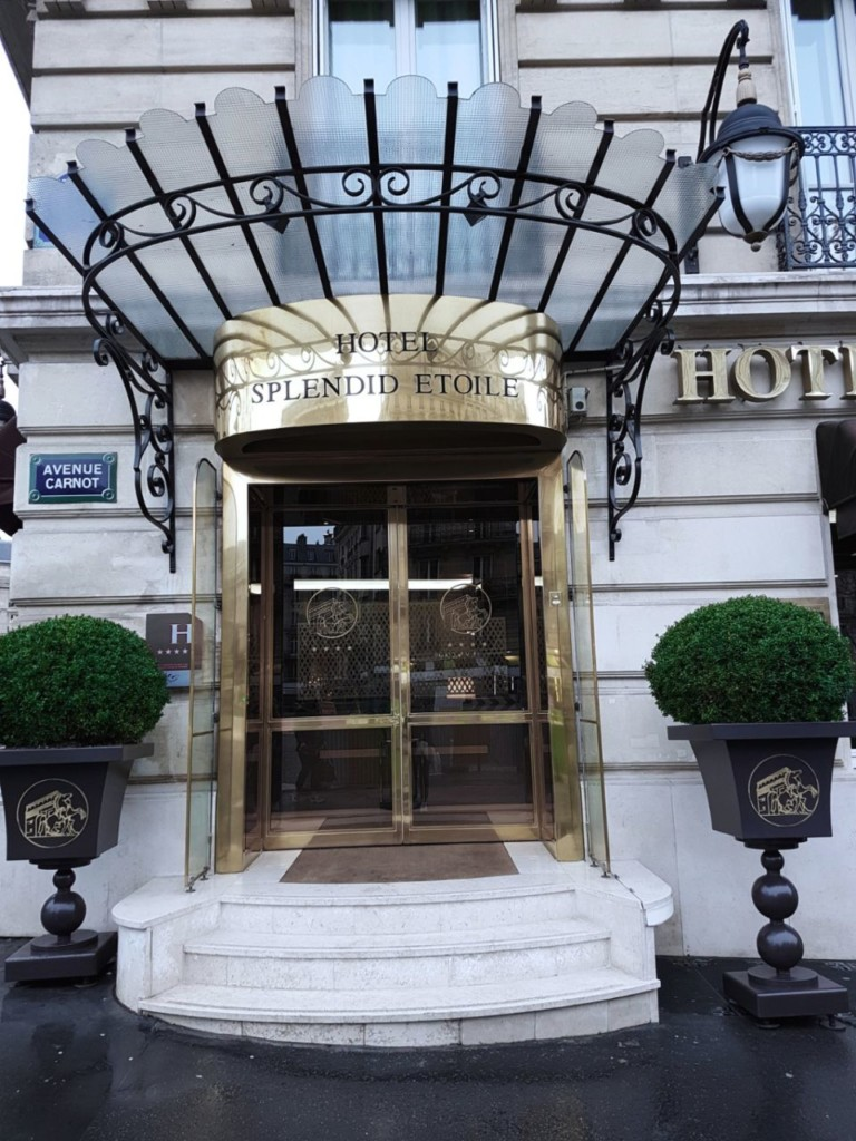 My Experience At Hotel Splendid Etoile In Paris The World C